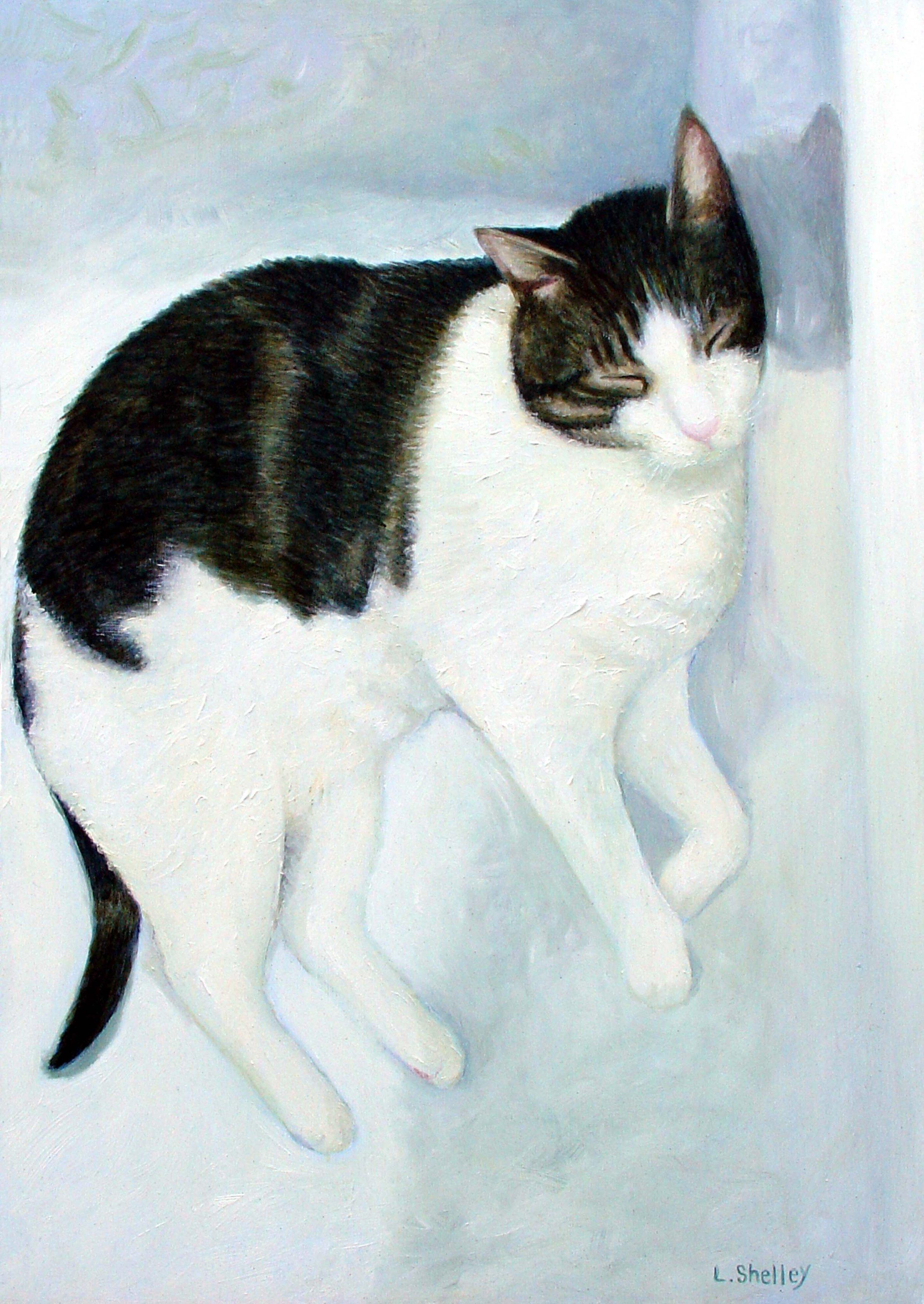 Charley in the Bathtub