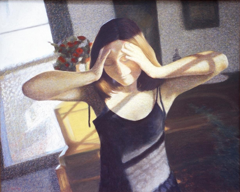 Ioana in the Sunshine - sold