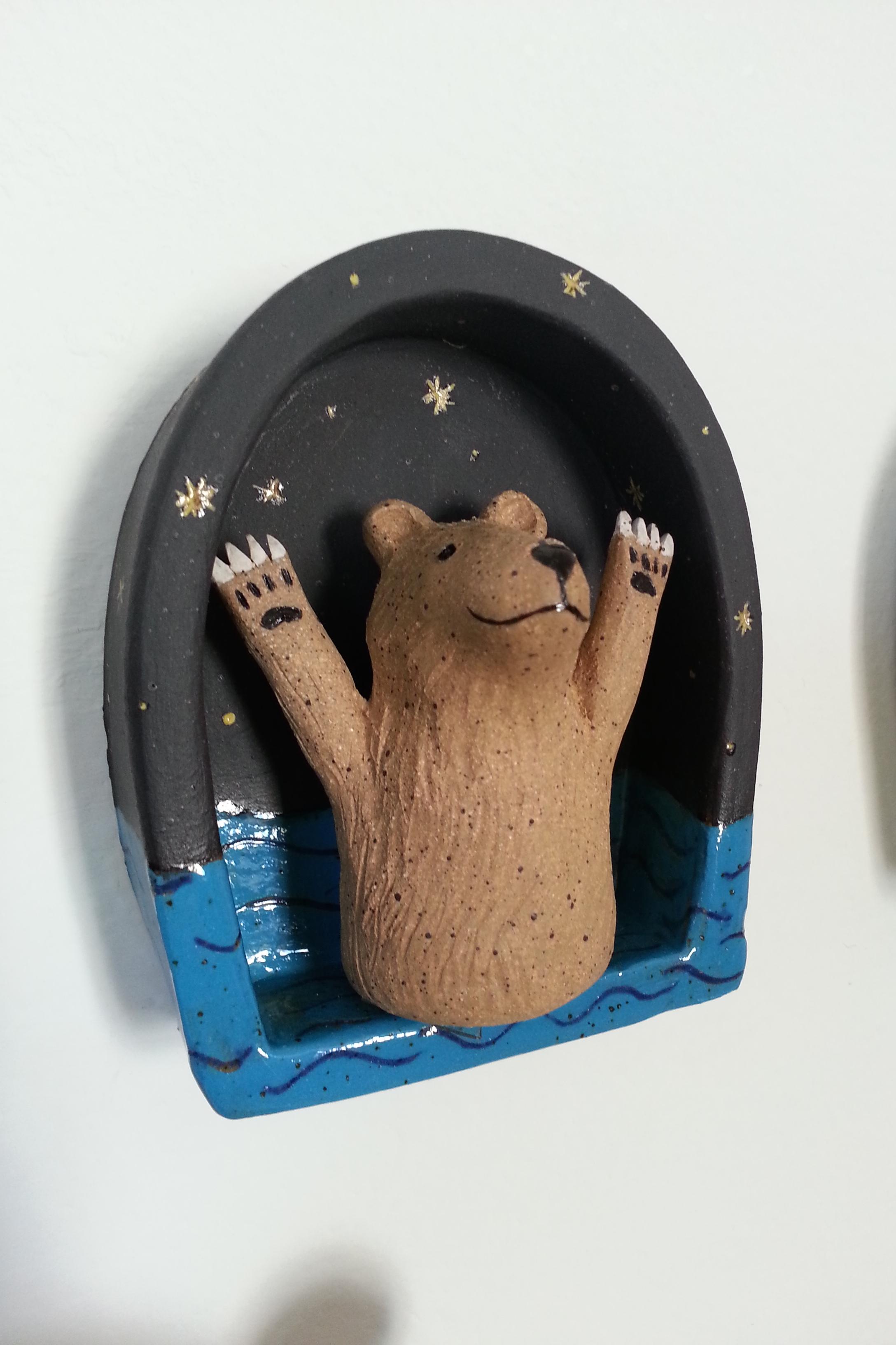 Bear Reliquary