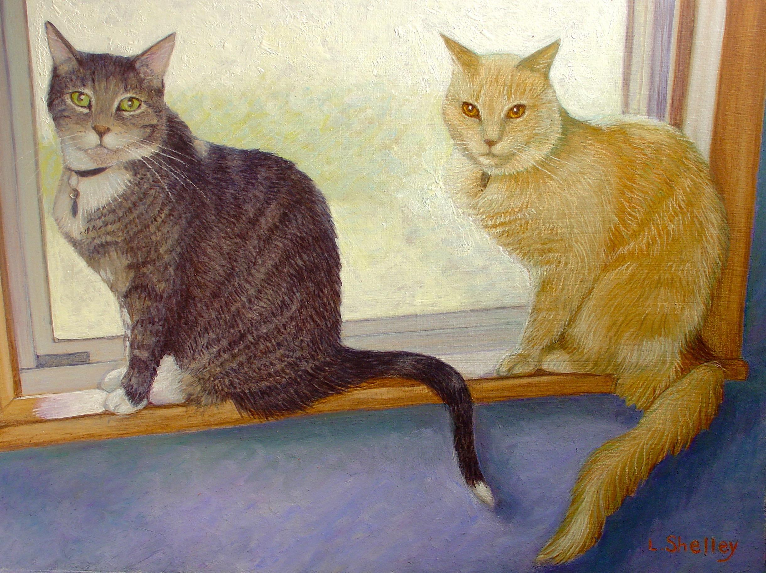 Mischa and Mia
