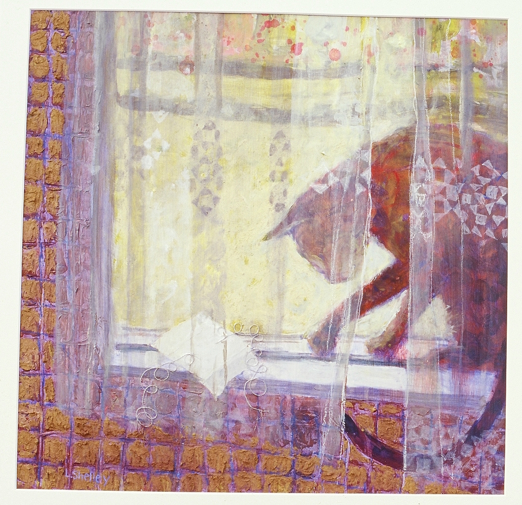 Cat in the Window (sold)