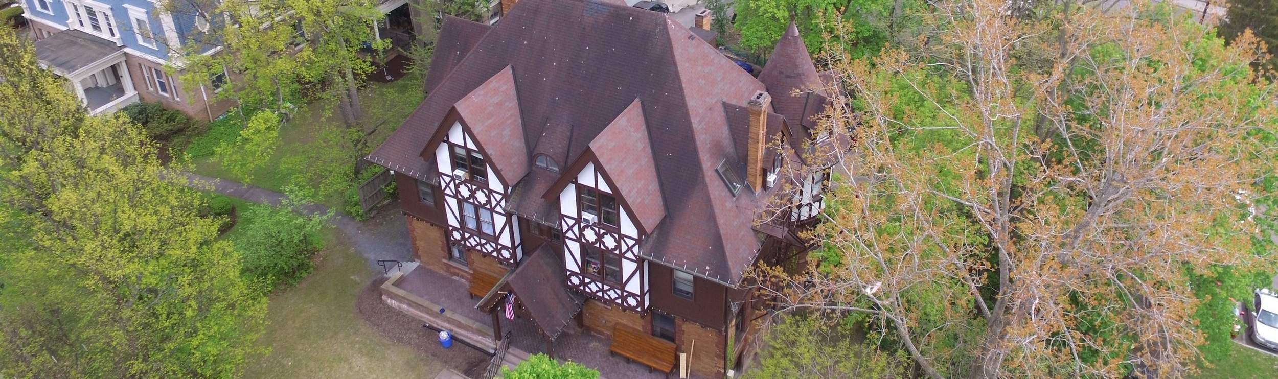 17 South - Aerial View
