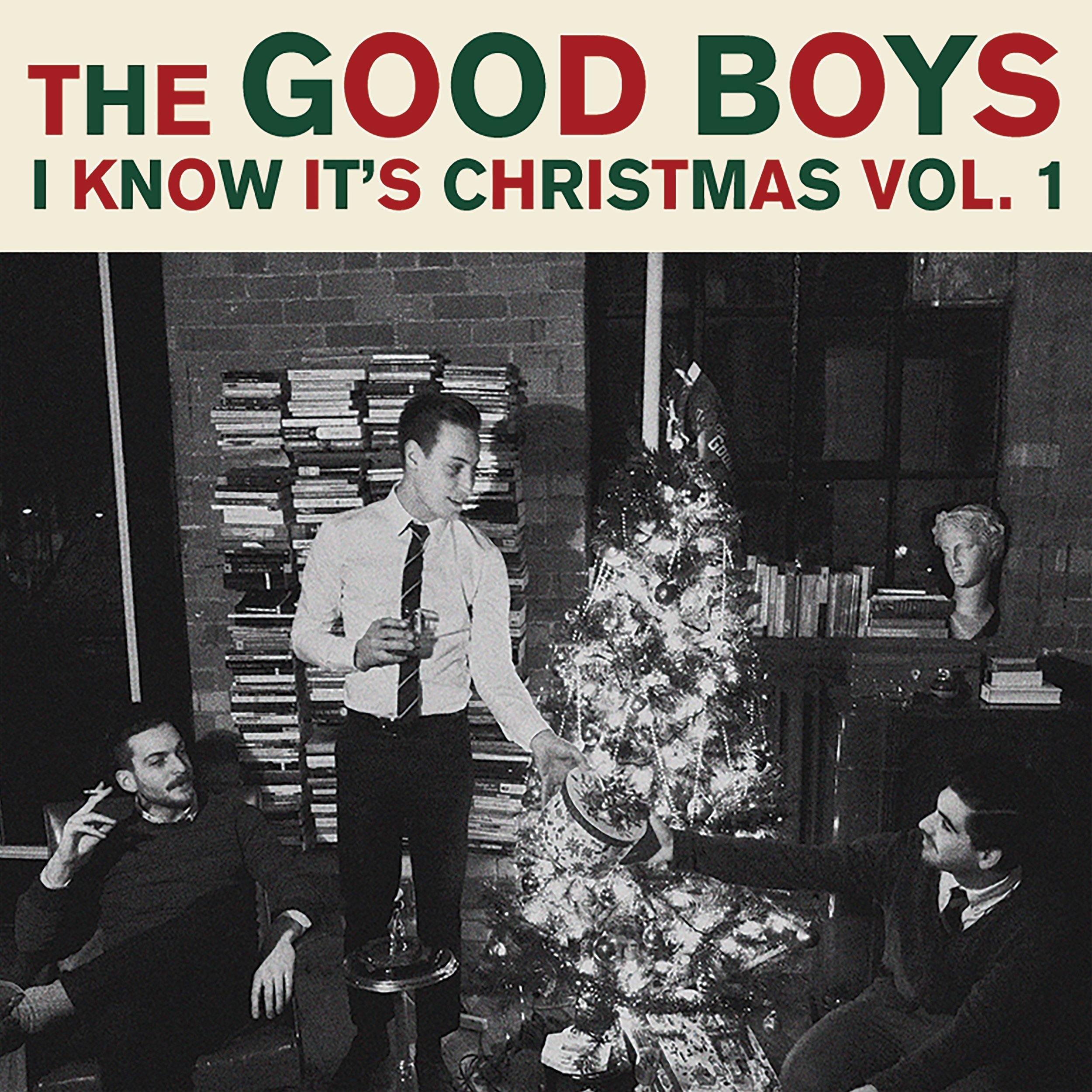 I Know It's Christmas Vol. 1.jpeg