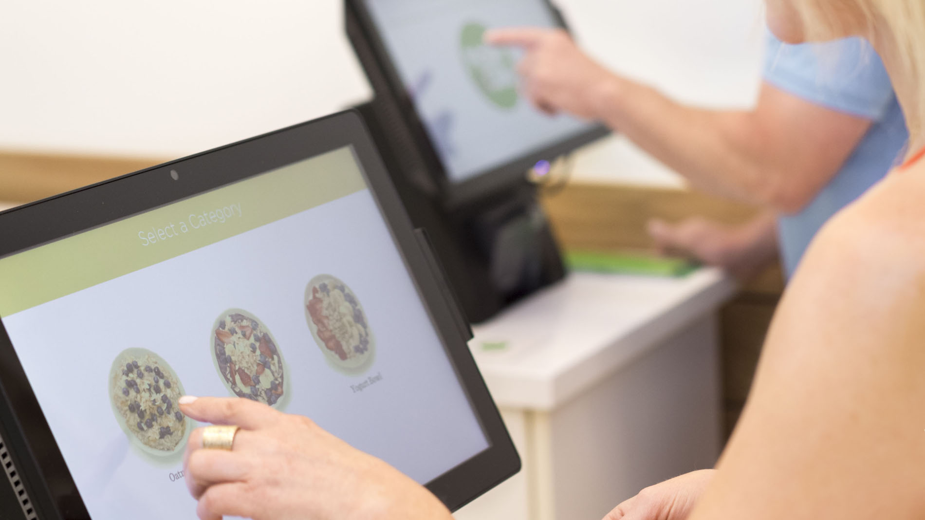 Dive into the Benefits of Self-Order Touchscreens - Delight Customers Whether They're at your Counter or on their Couch