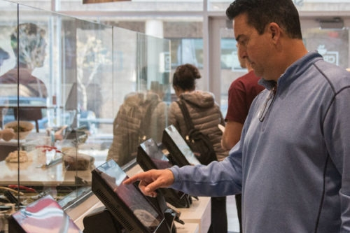 5. Co-launch other guest experience technology. - Ditch your stamp cards and try out a digital loyalty program? Launch a loyalty program that integrates seamlessly with your kiosks. Your customers will have double the incentive to repeat their visits.