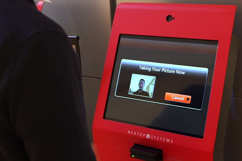 1. Check out how facial recognition technology makes ordering the