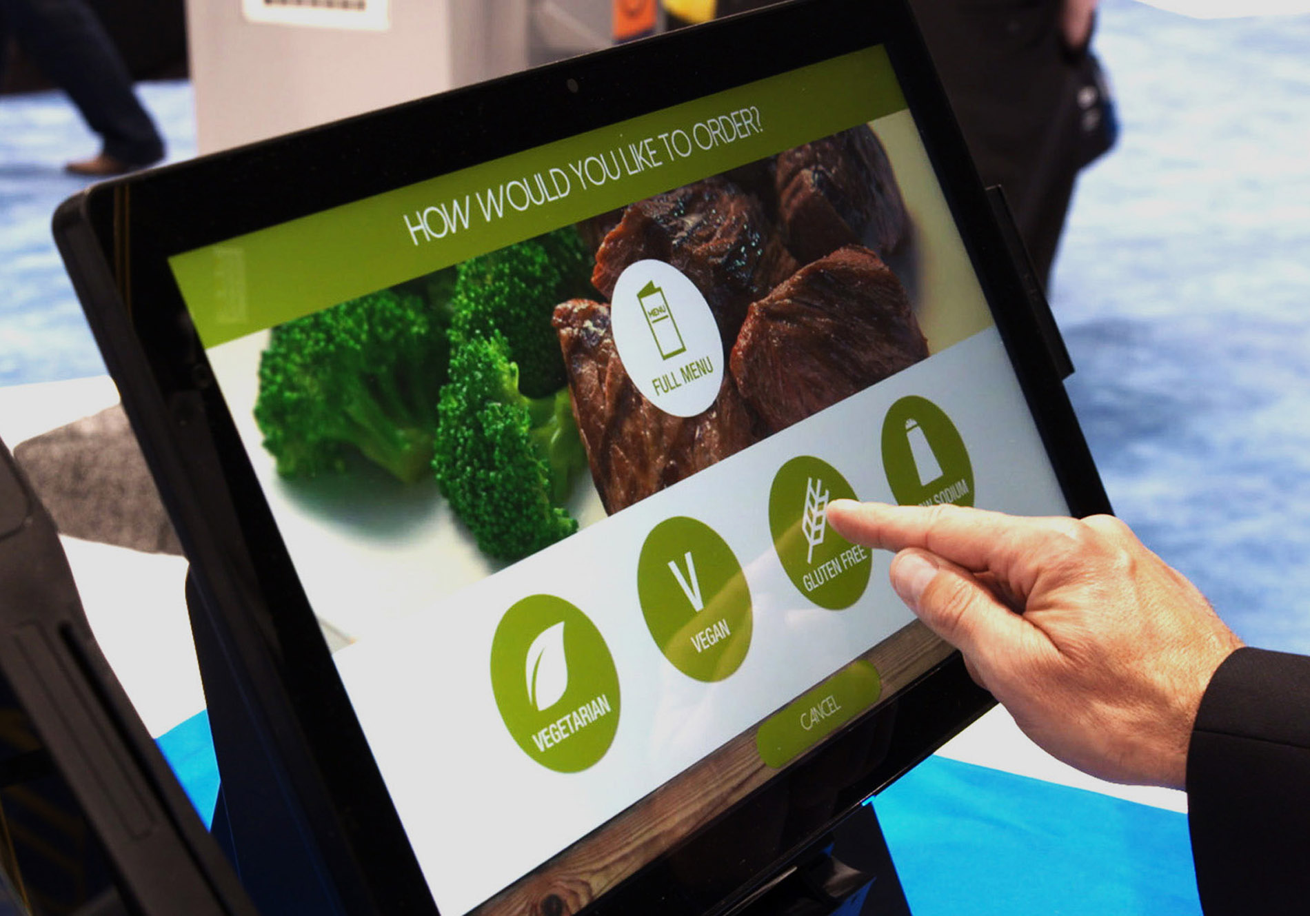 Given the significant drawbacks of each of these strategies, more and more fast casual brands are turning to Self-Order Kiosks. -