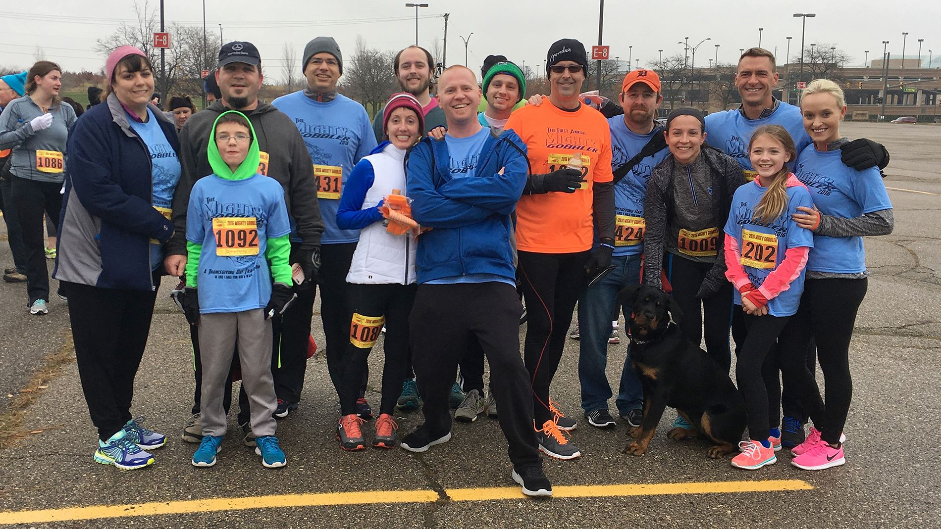 The Mighty Gobbler - A run hosted by the Lutheran Church of the Master as a gift to the community. A portion of the proceeds benefit SAY Detroit, a Mitch Albom charity, and Interfaith Volunteer Caregivers.