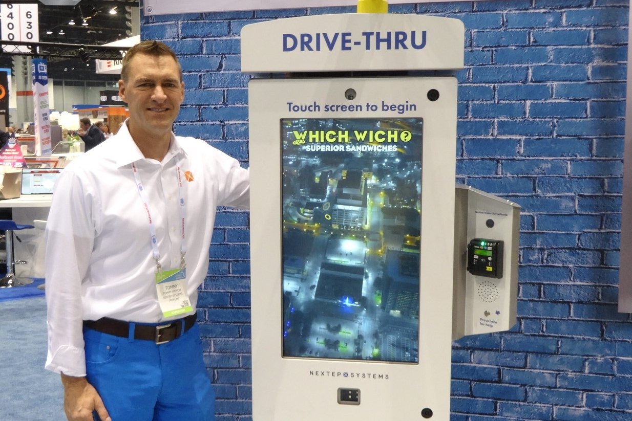 2. The Touchscreen Drive-Thru -