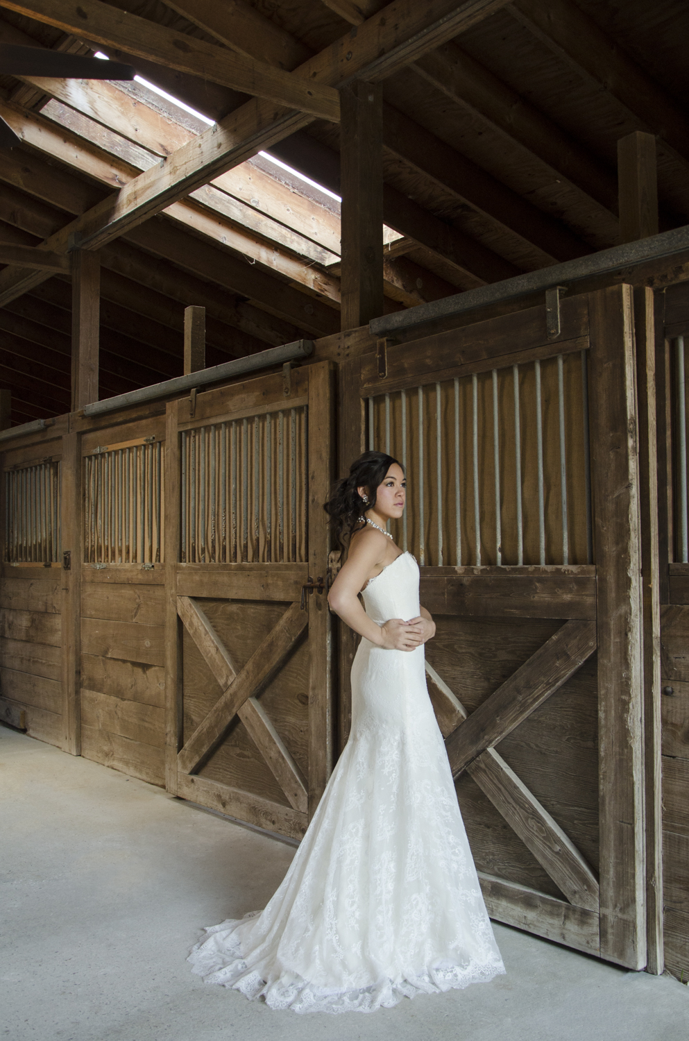 """Model: Kayley Jacobs  Dress: """"Gabrielle"""" by Anais Anette Dress from: Ivory and Beau Location: Red Gate - Savannah, GA"""