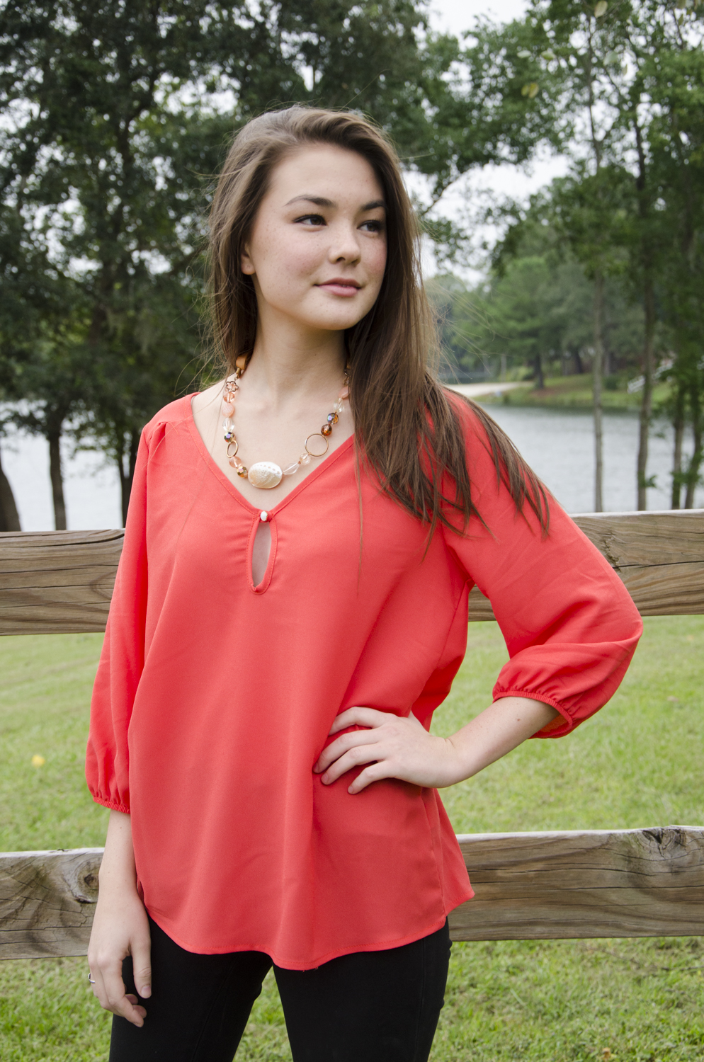 Clothing: Threads Boutique Model: Anna Heritage Location: Red Gate - Savannah, GA
