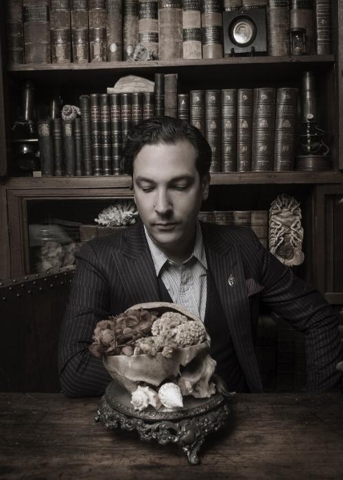 Ryan Matthew Cohn - Curator