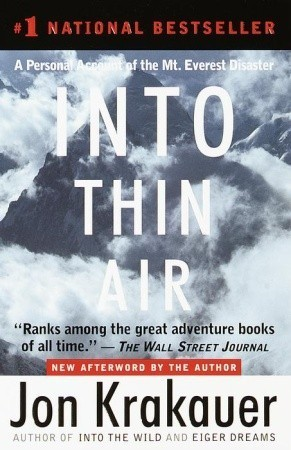 Into Thing Air by Jon Krakauer