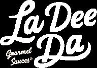 La Dee Da Gourmet Sauces White.png