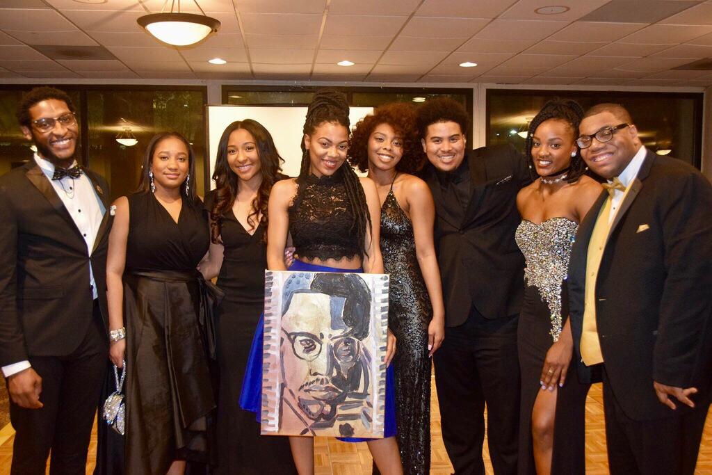 Temple University Black Excellence Gala  February 2017, Philadelphia