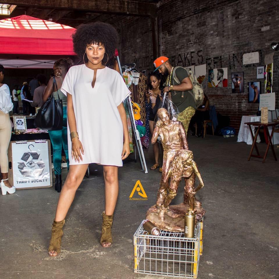 Digital Art Gallery Anniversary  May 2016, Philadelphia