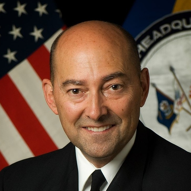 admiral James stavridis / sea power - February 2018