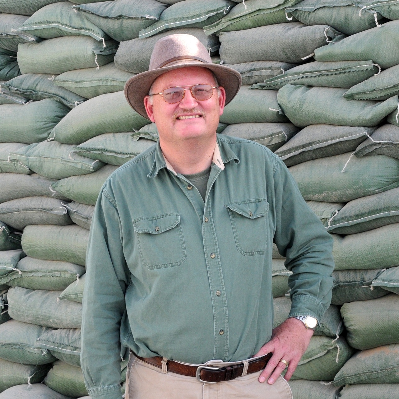Jonathan Addleton / the DUsts of Kandahar - May 2017