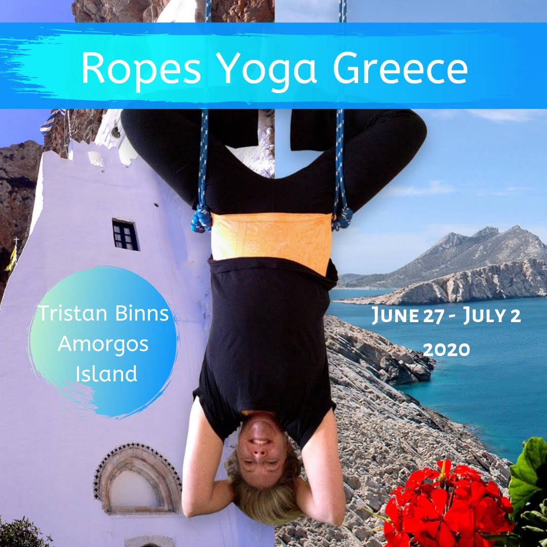 TRISTAN BOYER BINNSJune 2020 - Join us in the beautiful Greek island of Amorgos, where Tristan will be leading a weekly retreat. Find all details and register here.View More