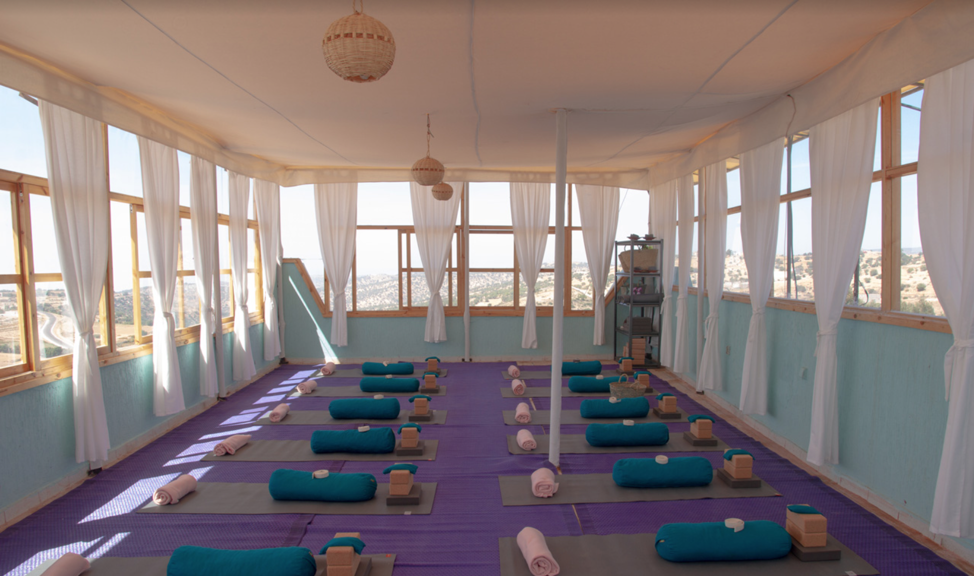 Rooftop Yoga Shala