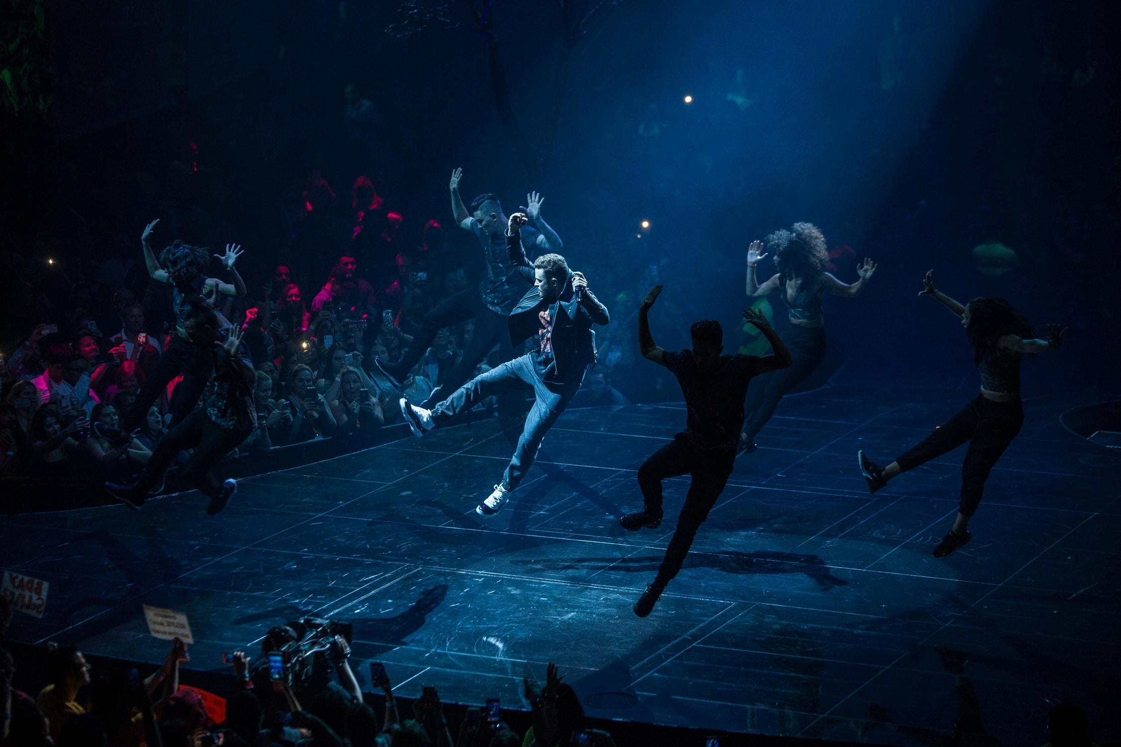 October 2018: Justin Timberlake @ Scotiabank Arena