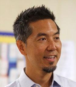 Yo Azama - Japanese TeacherNorth Salinas High SchoolSalinas, California