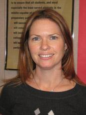 Stephanie Farquhar-Ota - English and Avid Teacher, Oceanside High School, Oceanside, California