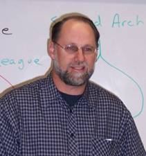 Larry Torrance - Social Science Teacher, North Salinas High School, Salinas, California