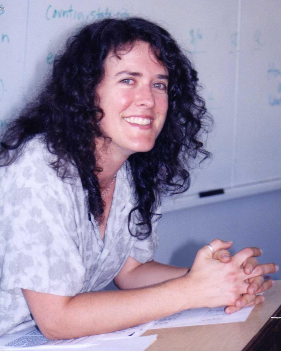 Krista Rogerson - English and Puente Program Teacher, Tennyson High School; Hayward, California