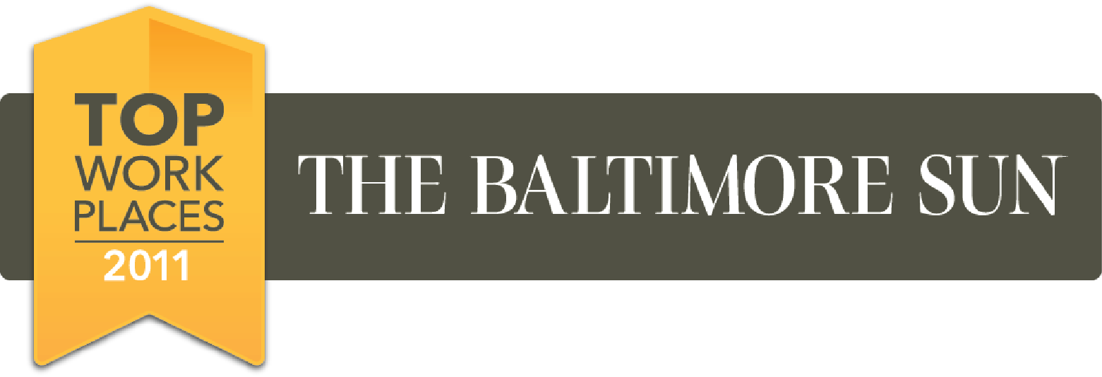 Baltimore Sun Top Workplaces 2011 Logo.png