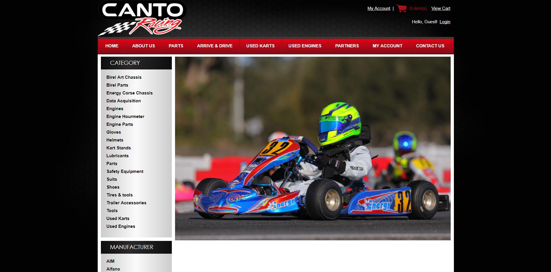 Canto Racing