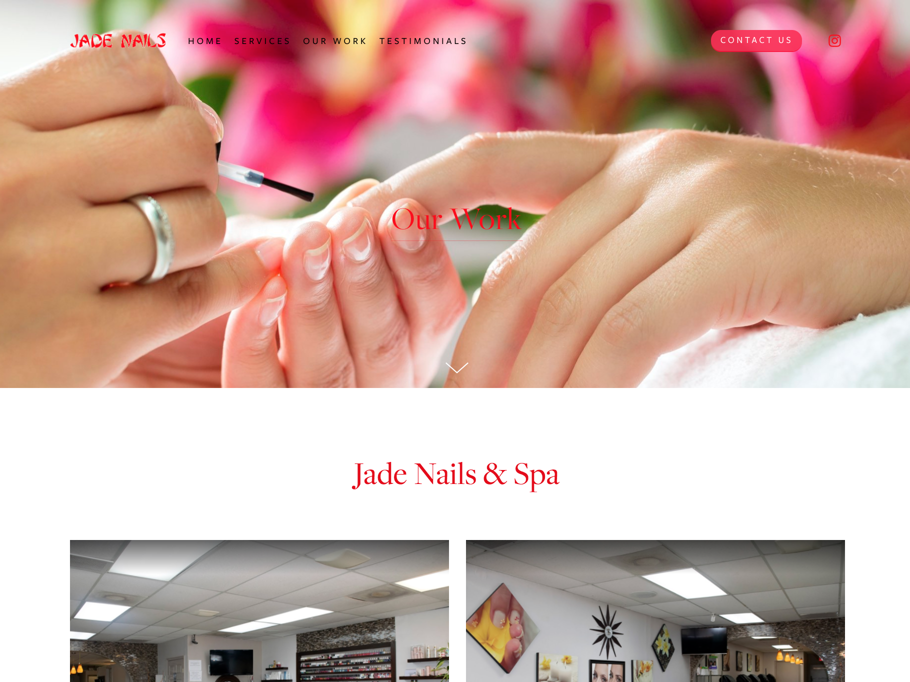 Jade Nails & Spa