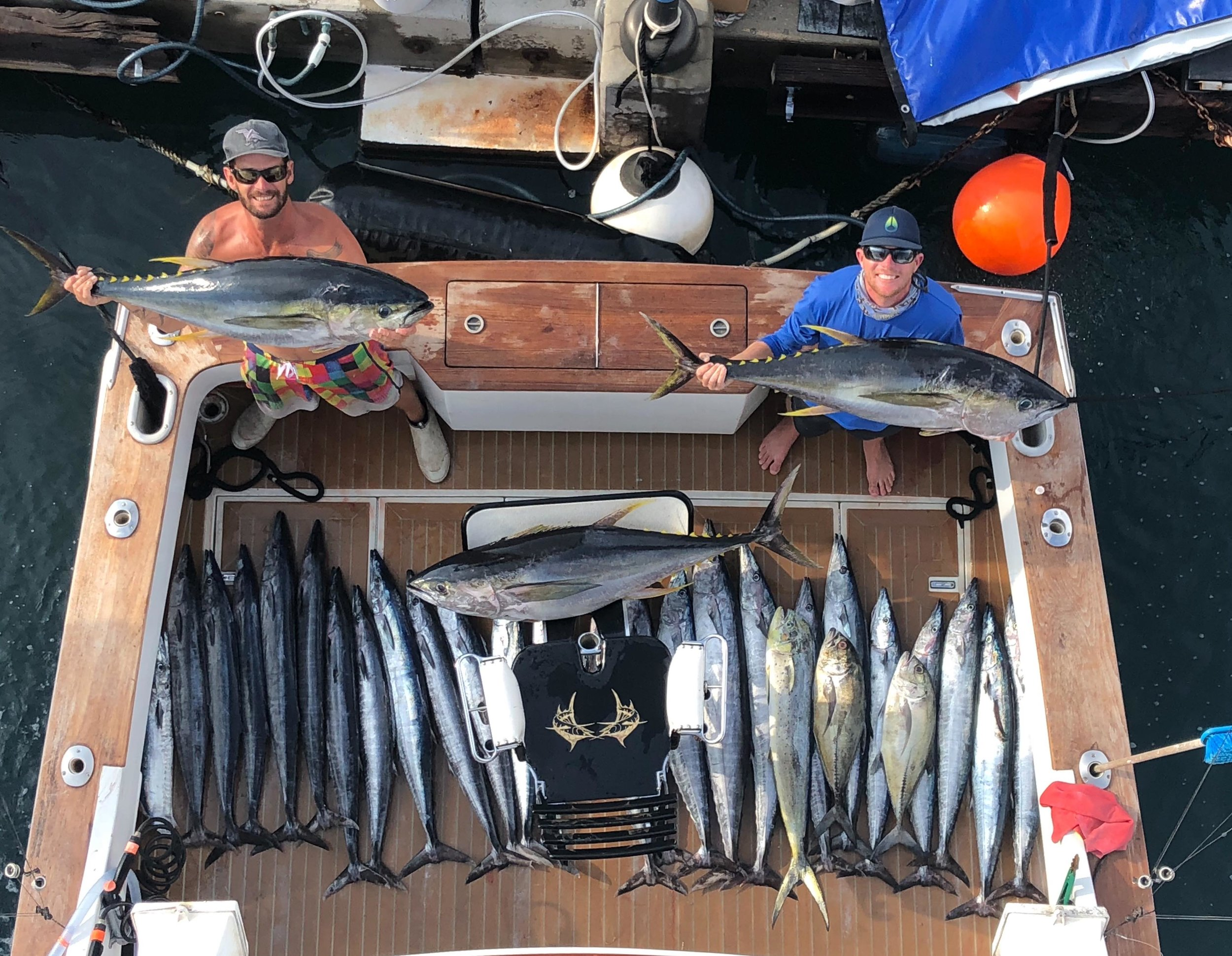 All Day Fishing - BOOKS UP TO: 6 guestsINCLUDES: class 130 & 50 class fishing equipment, light snacks, water, and ice.Kona is one of the best fishing locations in the world and is home to one of the most exciting forms of fishing—Big Island of Hawaii Sports Fishing.Learn more