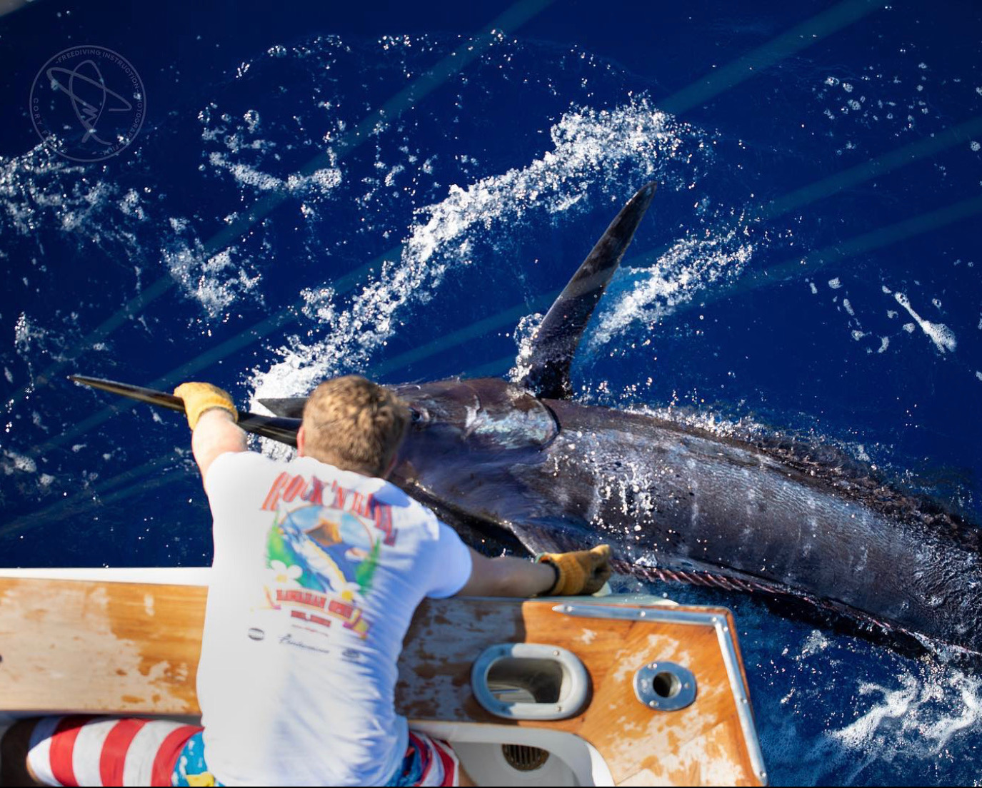 3/4 Day Fishing (6 Hours) - BOOKS UP TO: 6 guestsINCLUDES: class 130 & 50 class fishing equipment, light snacks, water, and ice.This charter can be booked for a nearly full day of fishing. Join our crew to sail the beautiful Hawaiian waters and reel in an unforgettable catch.Learn more