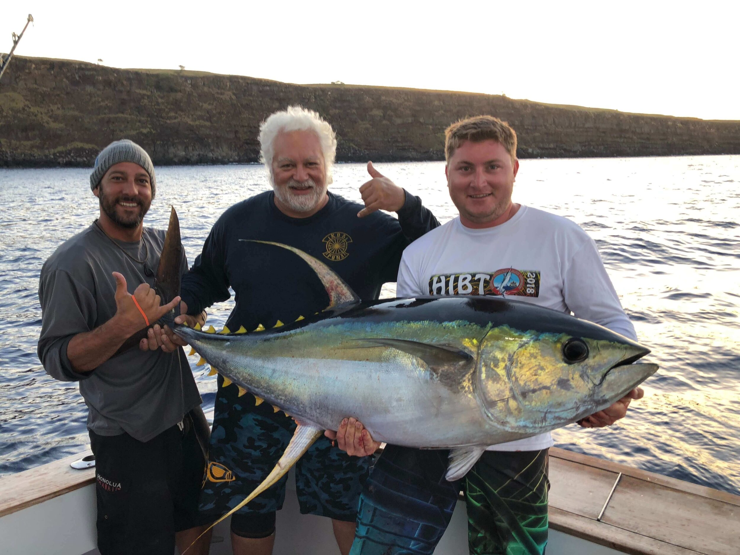 All Day Fishing (10 Hours) - INCLUDES: class 130 & 50 class fishing equipment, light snacks, water, and ice.Our All Day Fishing Charters are for the serious angler(s) looking for the best chance to catch THE fish of their lifetime.Learn more