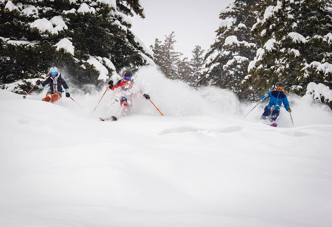 Larsen Peterson Skiing