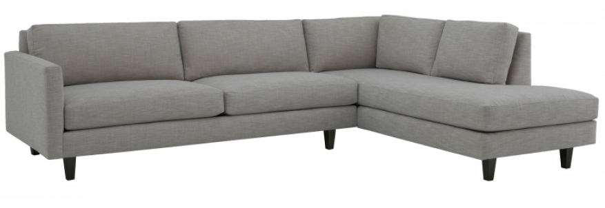 Dunes One Arm Sofa with Chaise