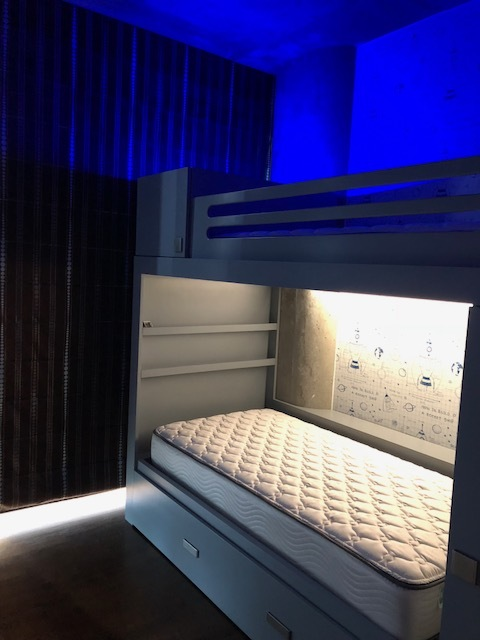 Gold Coast Custom Bunk Bed