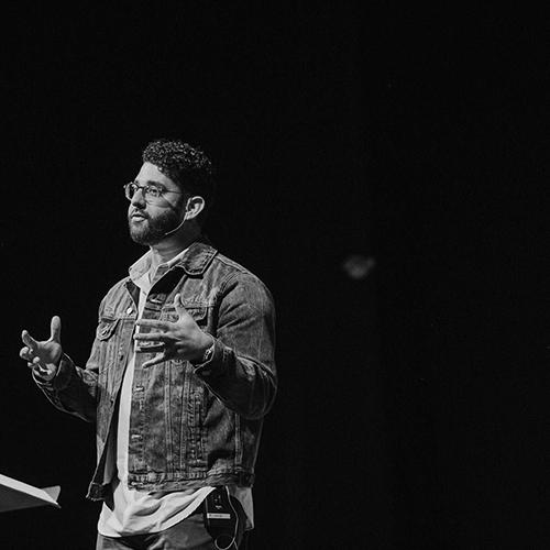 Joshua Singh -   Connections Pastor at Elim Church    Workshop: Lemons to Lemonade