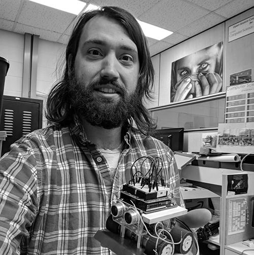 Stefan Scott   -  High School Teacher    Workshop: Let's Make a Robot!