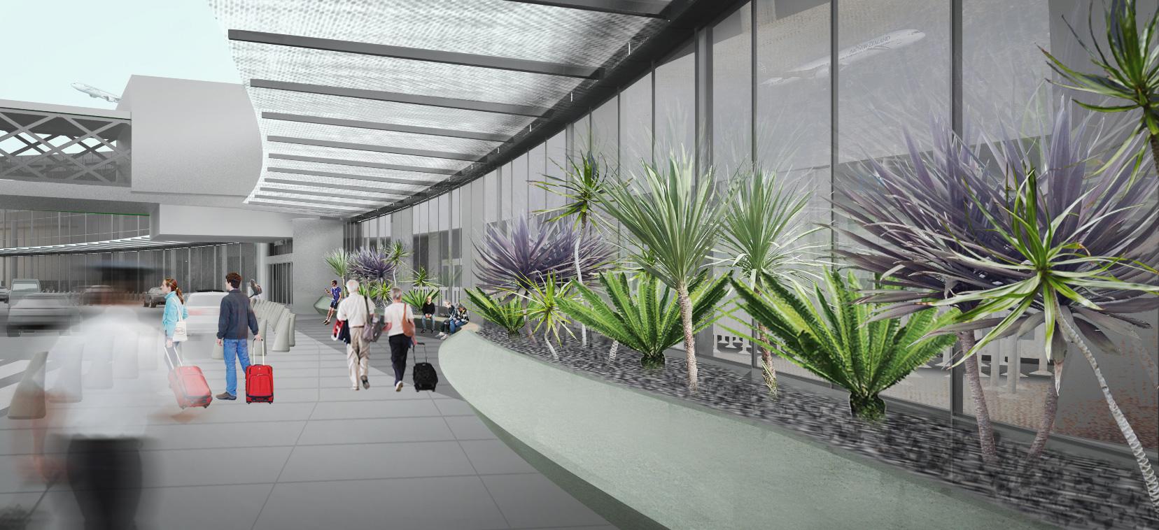 SFO Terminal 1