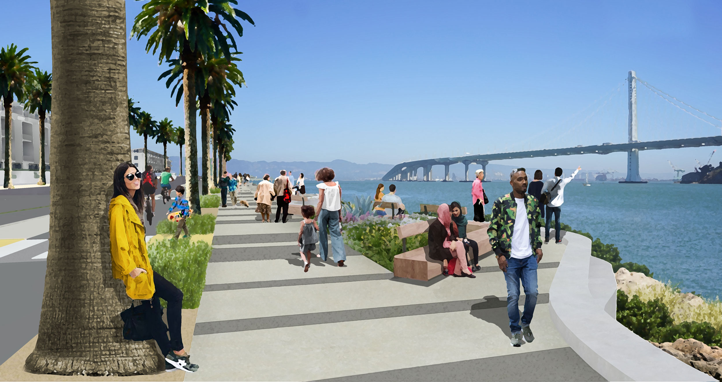 CLIPPER COVE Promenade