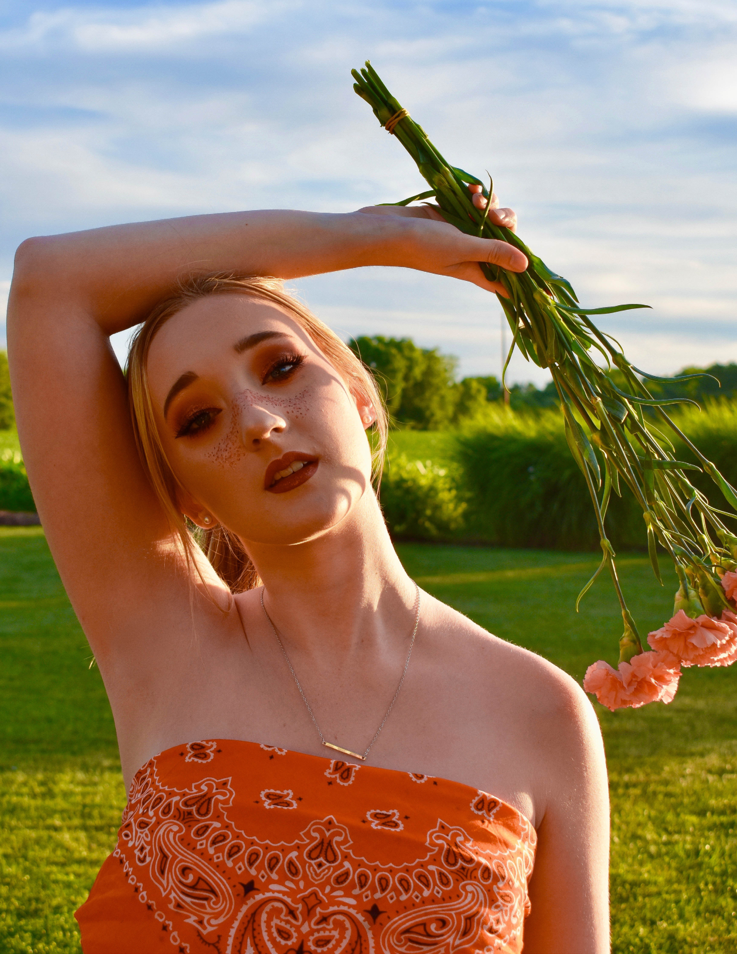 Lauren Orange Flowers7.png