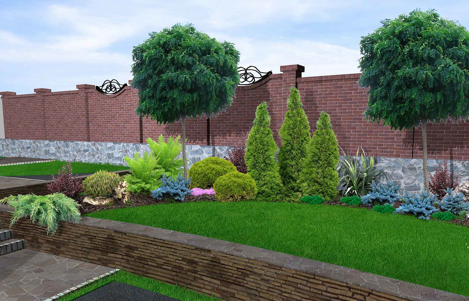Local Lawn Care And Landscaping Delaware Landscape Services Columbus Landscaping Delaware Landscape Lawn Care Landscape