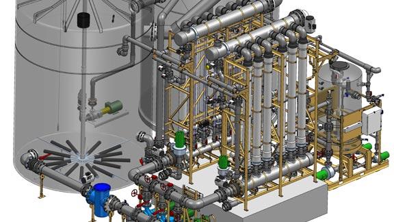 Dynatec Systems Membrane System