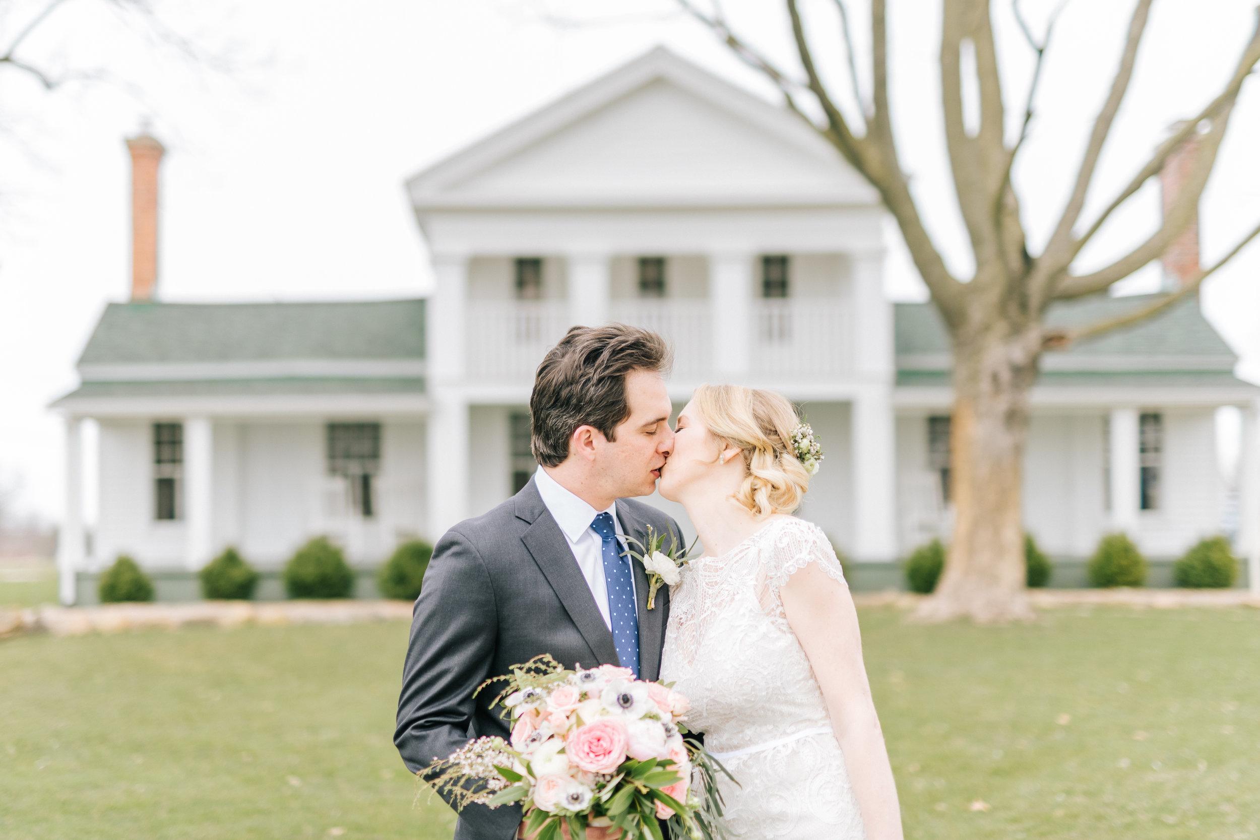 Spring Wedding - Zingerman Cornman Farm