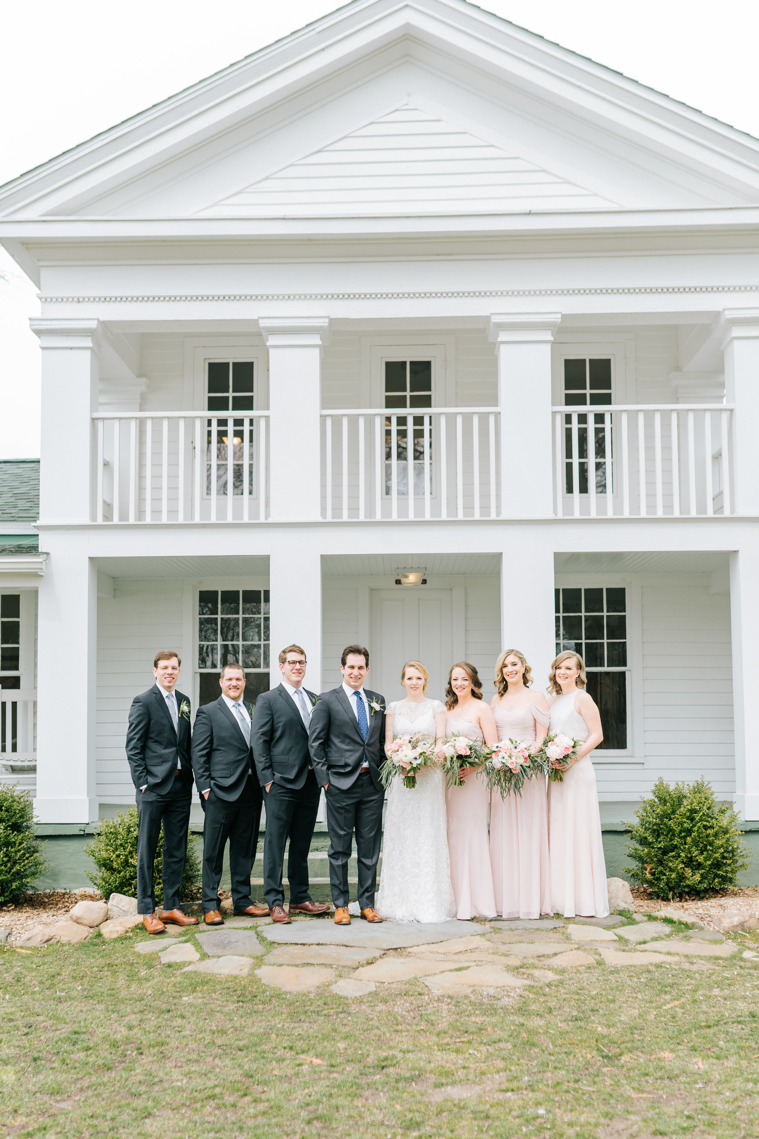 Spring Wedding at Zingerman Cornman Farm