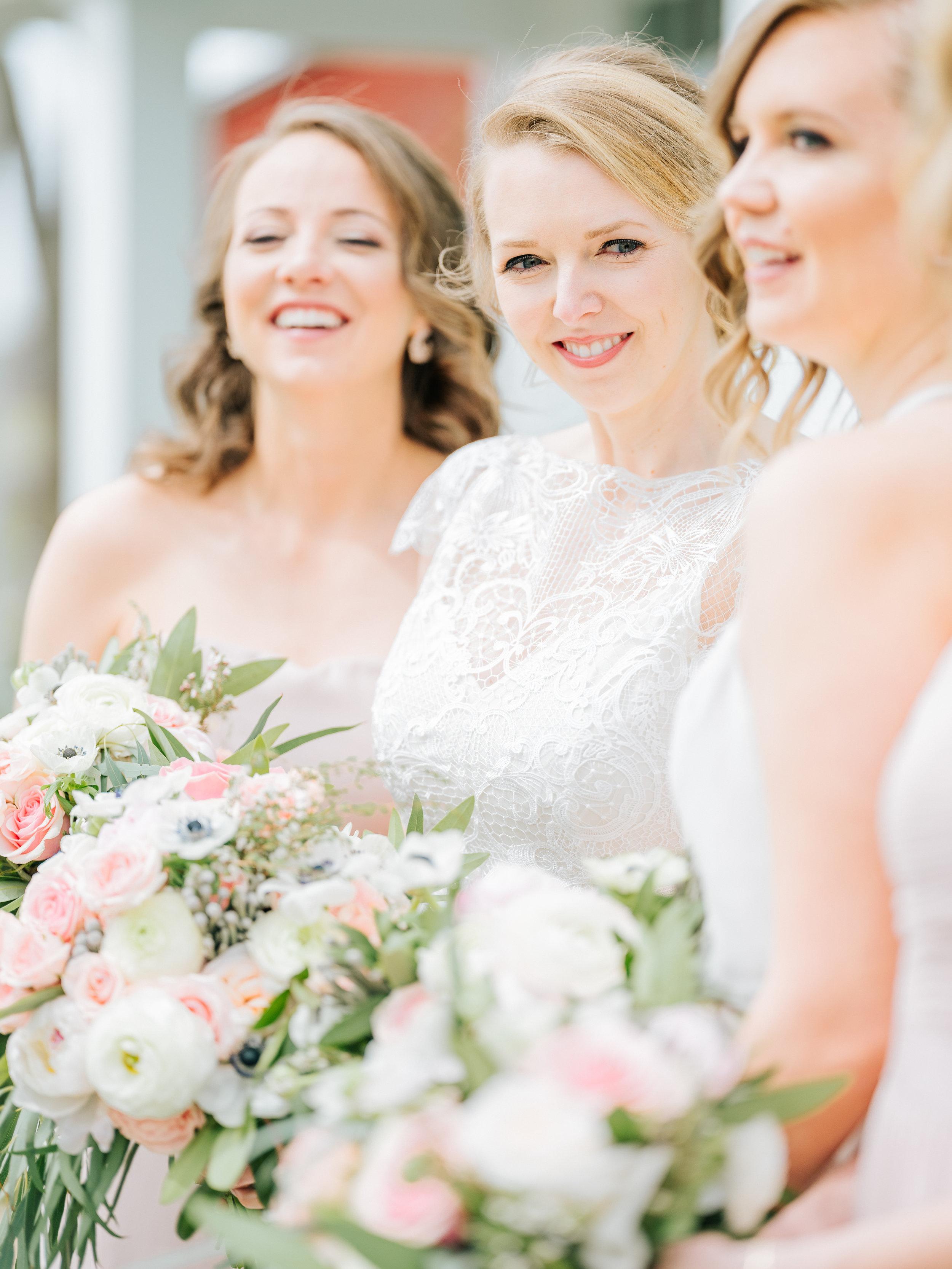 Spring Blush Wedding