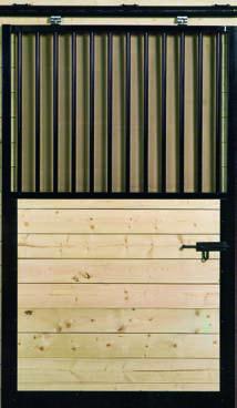 Standard Stall Door