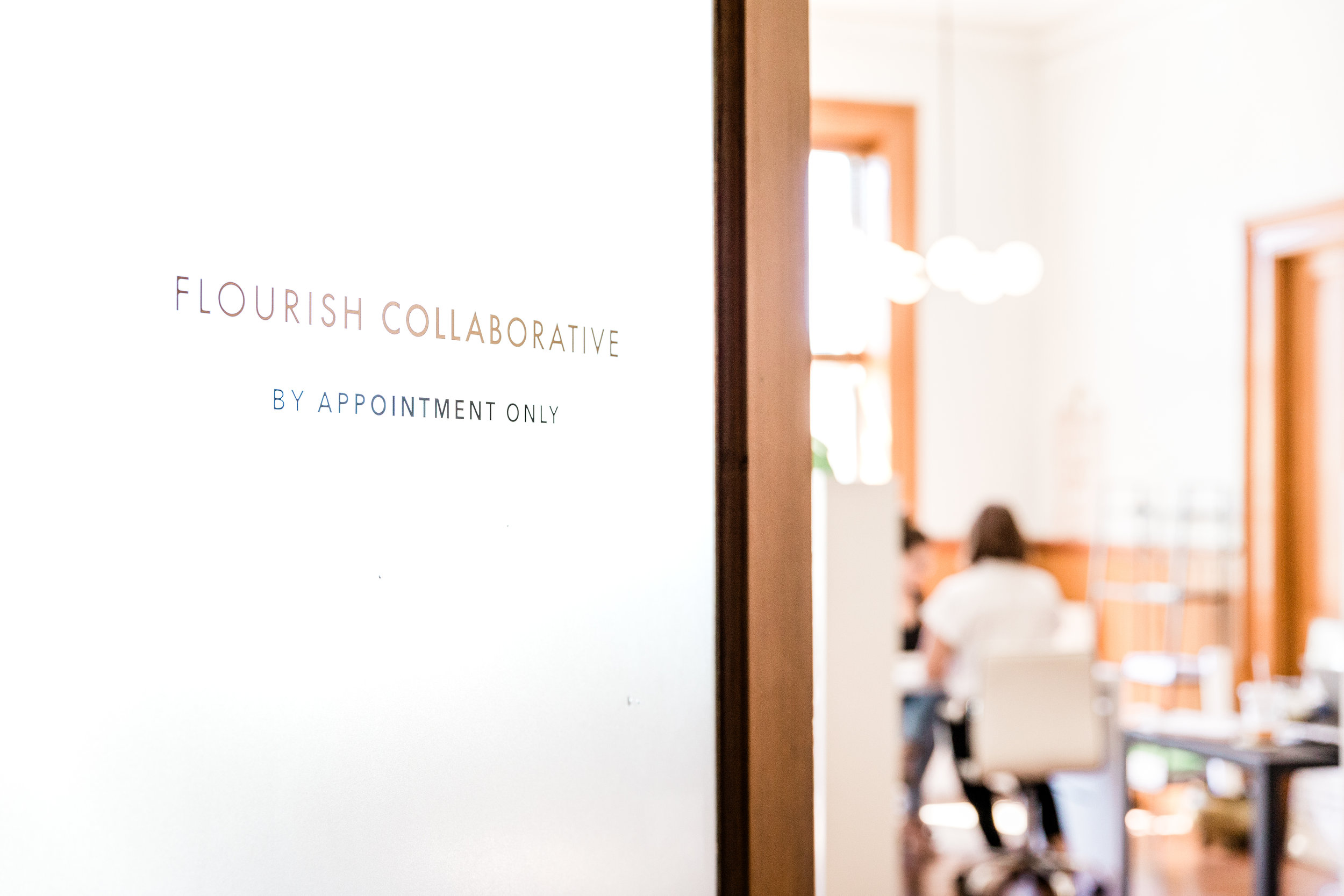 """Flourish Collaborative    """"We are a brand strategy and identity design studio aimed to help small businesses build lifestyle brands worth believing in. """""""